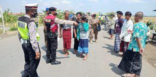 Operasi Yustisi Gabungan Jaring 44 Warga Tak Bermasker
