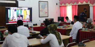 Forkompimda ikuti Webinar terkait Omnibus Law dengan para Menteri