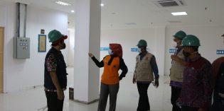 Pembangunan RSUD Ketanggungan Tahap I Dinyatakan Rampung