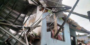 Desa Plompong Diterjang Lisus, 3 Rumah Rusak Parah