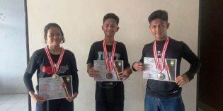 3 Petinju Brebes Gondol 3 Medali di Kejuaraan Tinju Walikota Tasikmalaya