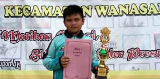 Azzam Raih Juara Panah AMM 2021