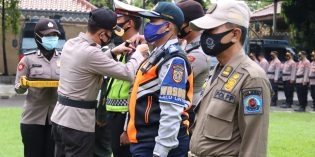 Jelang Romadhan, Polres Brebes Gelar Operasi Keselamatan Candi 2021