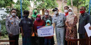 Idza Serahkan Jasa Raharja Korban Tewas Kecelakaan Tol Cipali