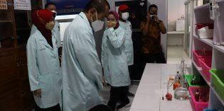 Laboratorimum Dinas Lingkungan Hidup Brebes akan Dinilai Secara Akreditasi