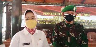 Ganggawang Salem, Sasaran TMMD Sengkuyung III